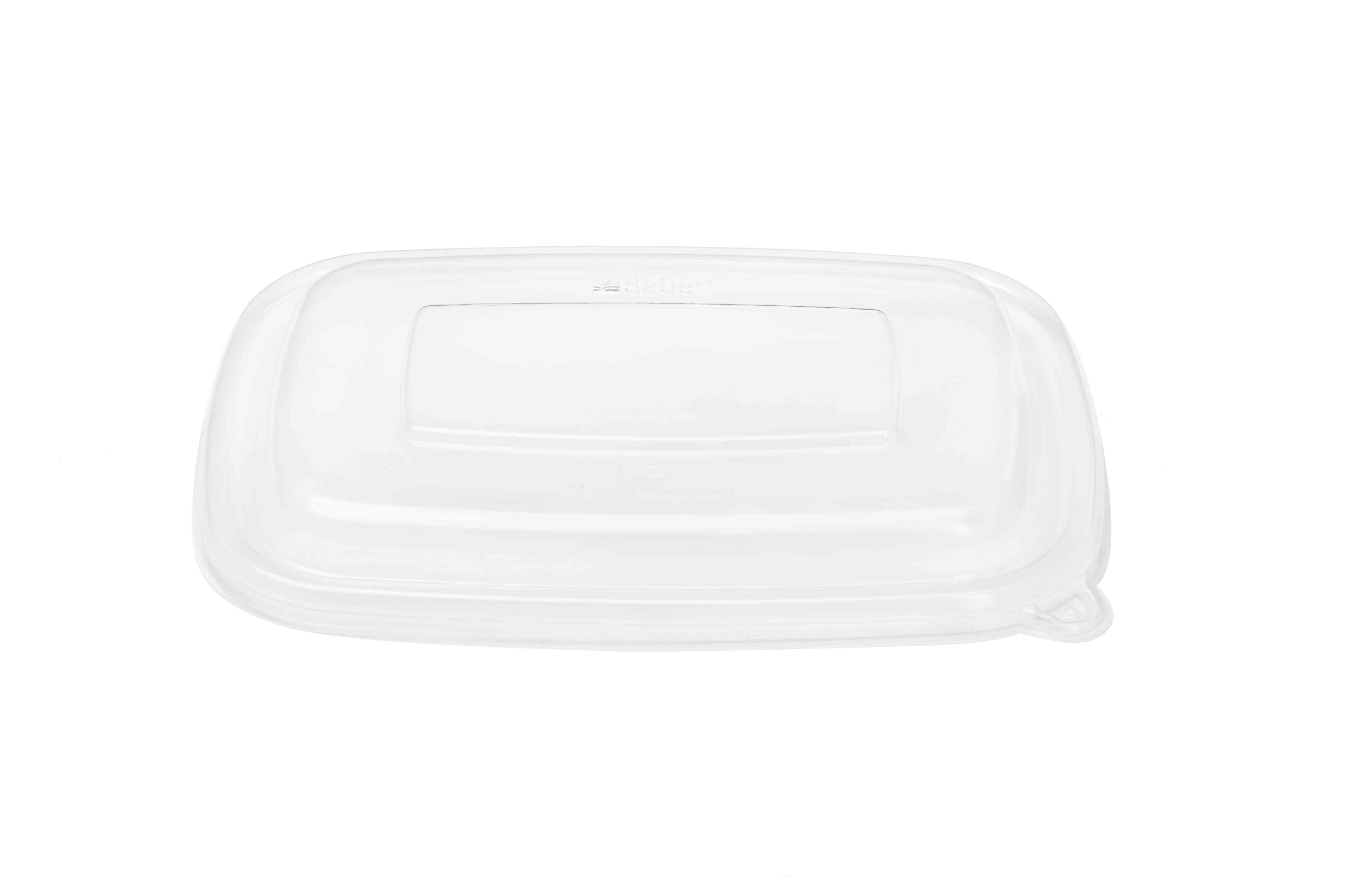 Clear PP dome lid for 6X8.5 tray